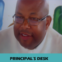 The Principal of the School on duty